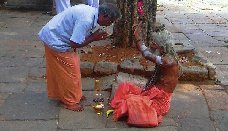 blessing by pugazhraj