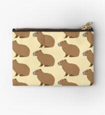 Capybara Zipper Pouch