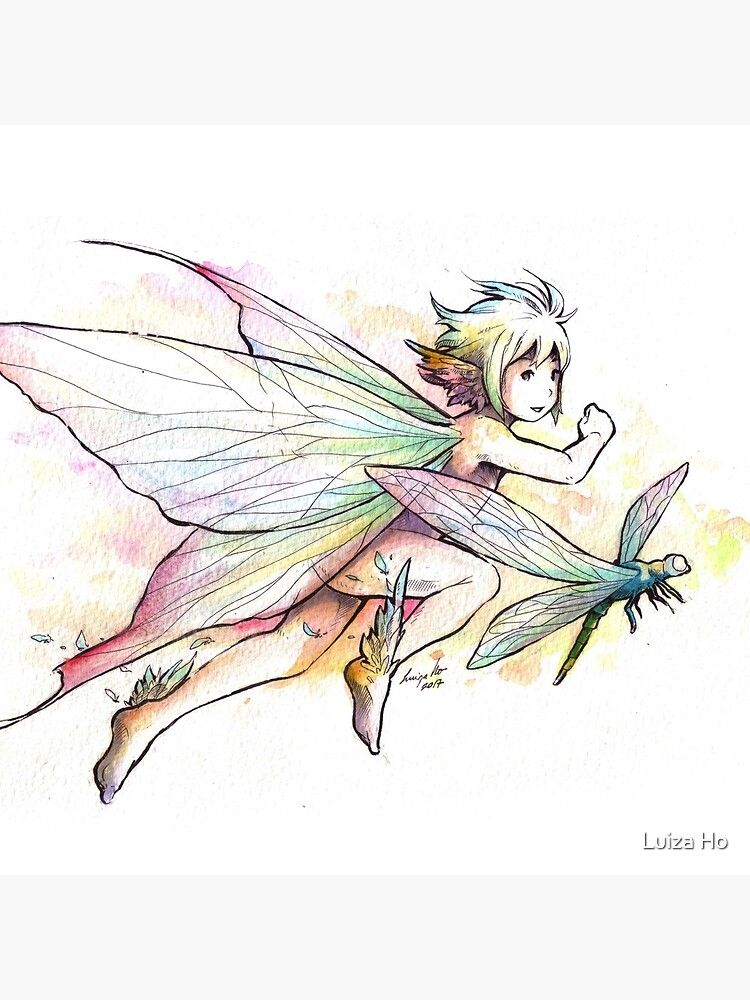 The Swift Fairy by teapotsandhats