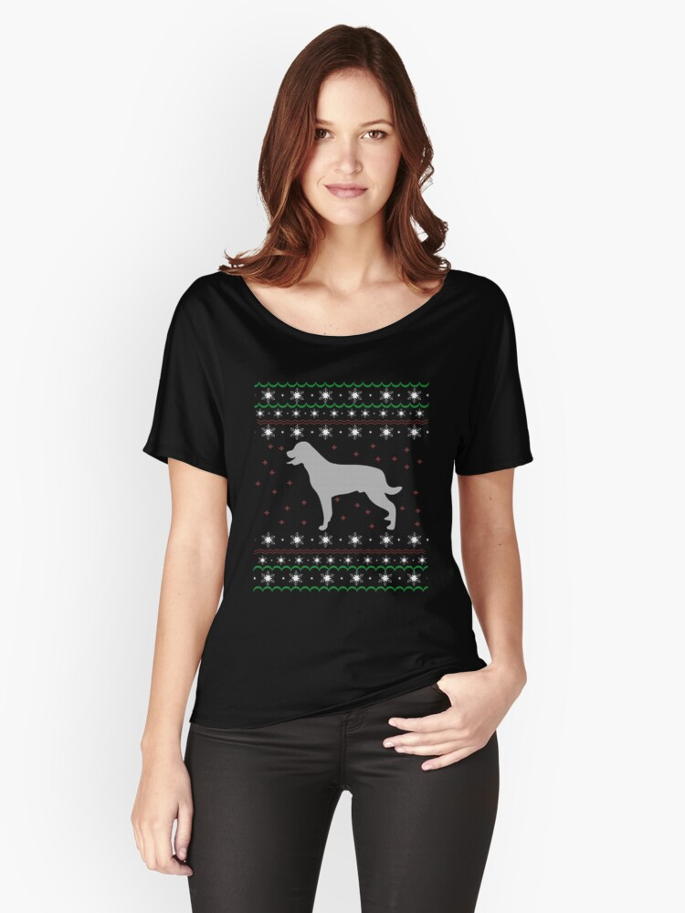 5e5f45296 Rottweiler - Ugly Christmas Sweater - Ugly Christmas Sweater - Gift ...