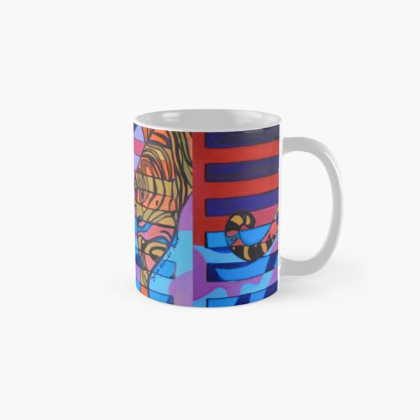 Hexagram 10: Lü (Tread Lightly) Classic Mug