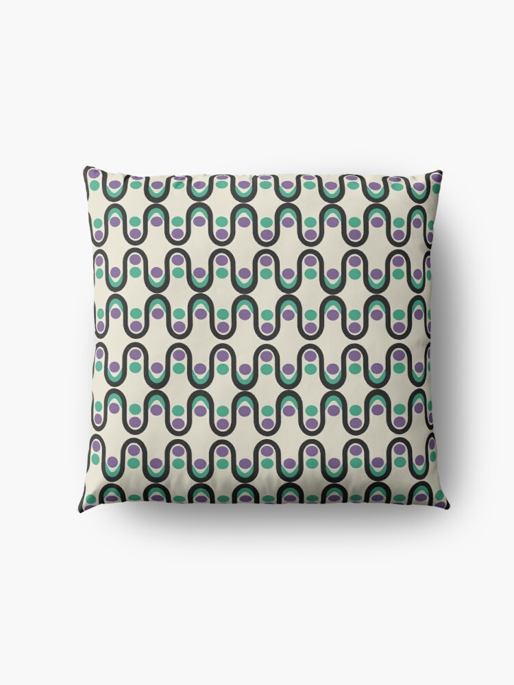 Alternate view of Steve Dots Pucci Floor Pillow