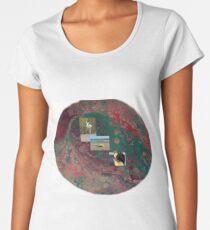 around the world Women's Premium T-Shirt