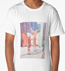 Butterflies on Stilts Long T-Shirt