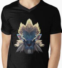 Phantom Lancer Low Poly Art Men's V-Neck T-Shirt