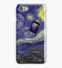 Tardis 02 iPhone Case/Skin