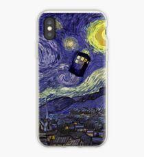 Tardis 02 iPhone Case