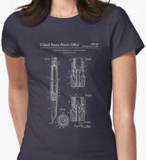 Pen Women's Fitted T-Shirt