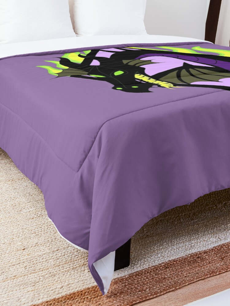 Alternate view of The Mistress of All Evil Comforter