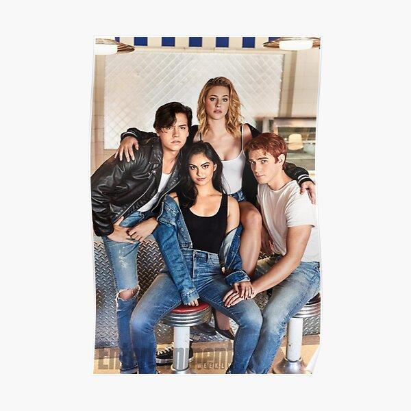 Riverdale - Saison 2 Photoshoot Poster