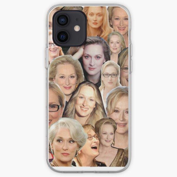 Streep Tease iPhone Soft Case
