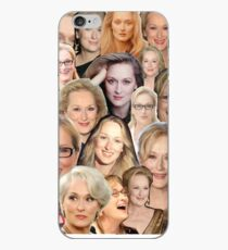 Streep Tease iPhone Case