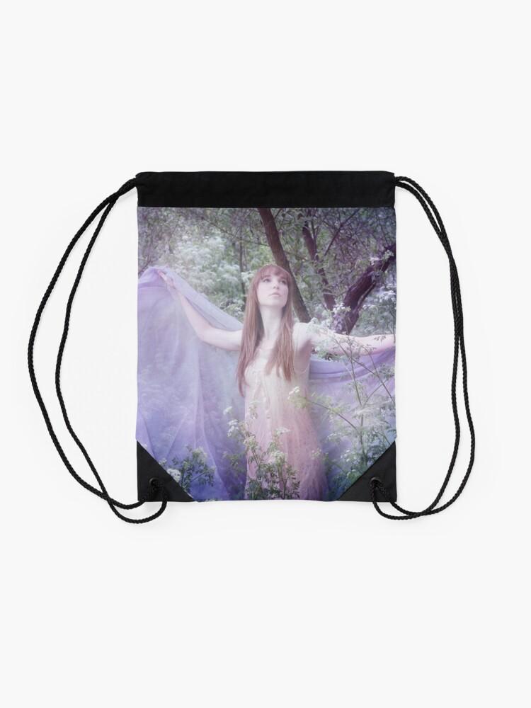 Alternate view of Fledgling Drawstring Bag