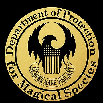 Department of Protection for Magical Species (FULL) by Sidewalk