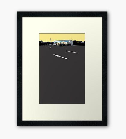 Lawson Framed Print