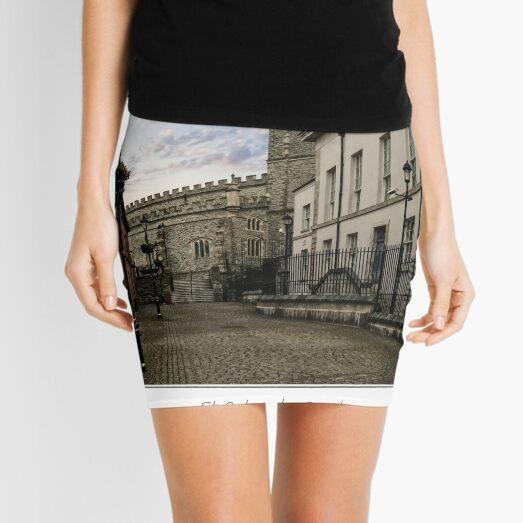 St Columbs Court Mini Skirt