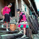 Native Girls by saseoche
