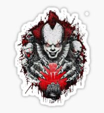 IT - Pennywise 2017 Sticker