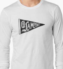 Go Camping Long Sleeve T-Shirt