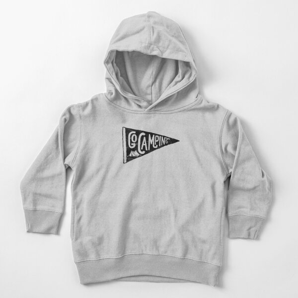Go Camping Toddler Pullover Hoodie