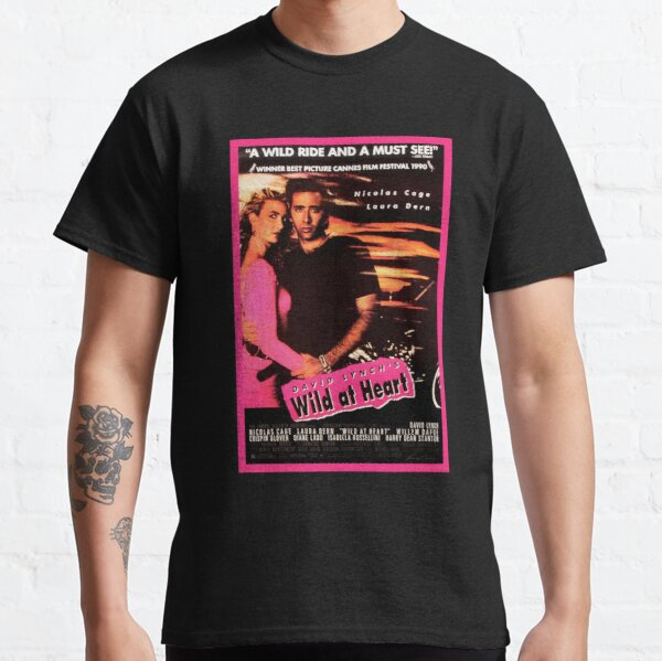 Wild at Heart - Nicholas Cage & Laura Dern POSTER Classic T-Shirt