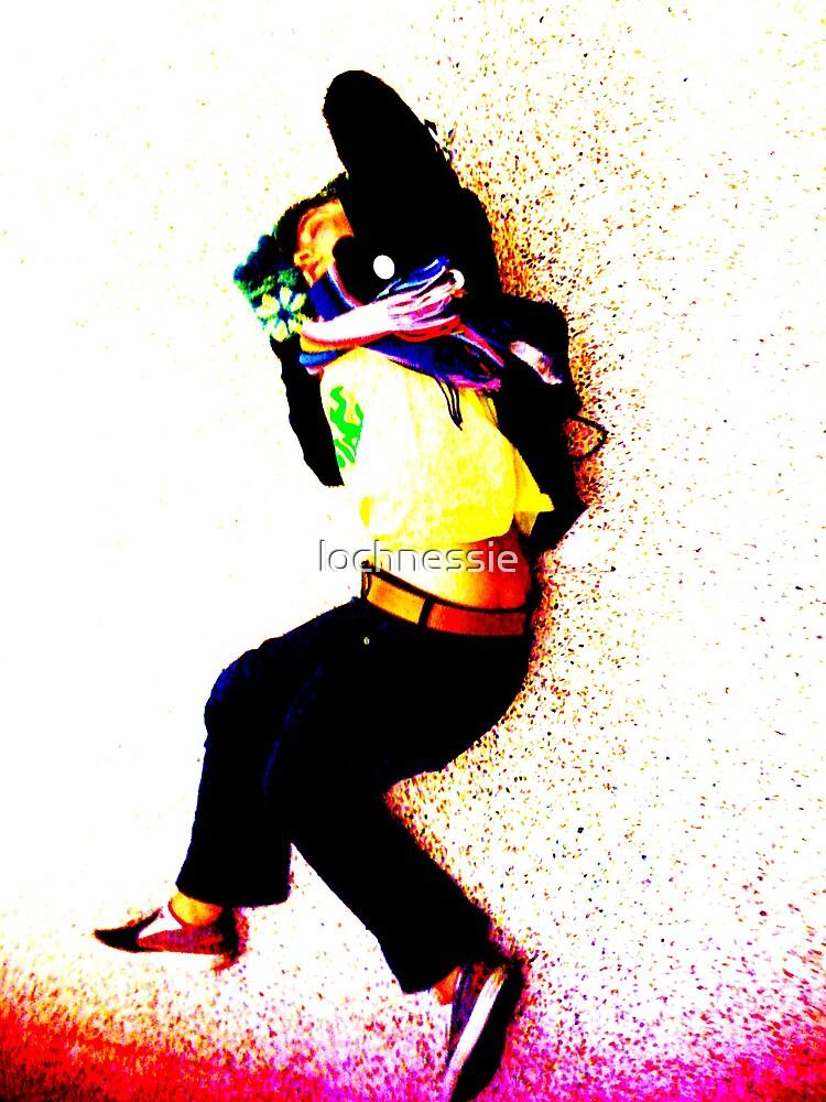 color burst by lochnessie