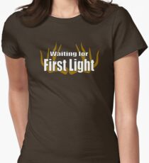 Deer Hunt First Light Antlers T-Shirt
