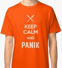 KCP - Keep Calm and Panik Classic T-Shirt
