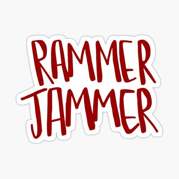 Rammer Jammer Sticker