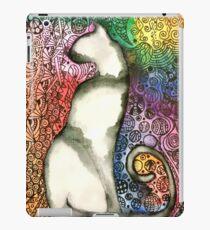 Regal feline iPad Case/Skin