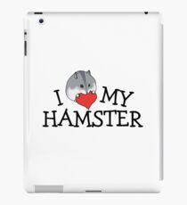 I Heart Hamsters Dwarf iPad Case/Skin