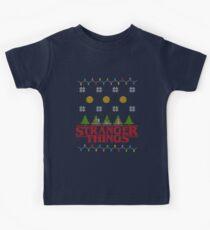 Stranger Things X-Mas Kids Tee
