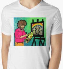 Bob Ross Happy Trees Painting T-Shirt