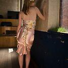 Lelia in 'Pink Spring' by Lisa Defazio