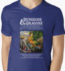 Dungeons and Dragons Companion Guide (Remastered) T-Shirt