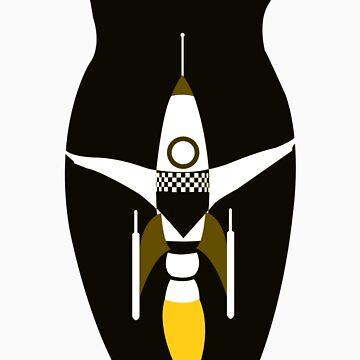 crotch rocket by AaronjHillman