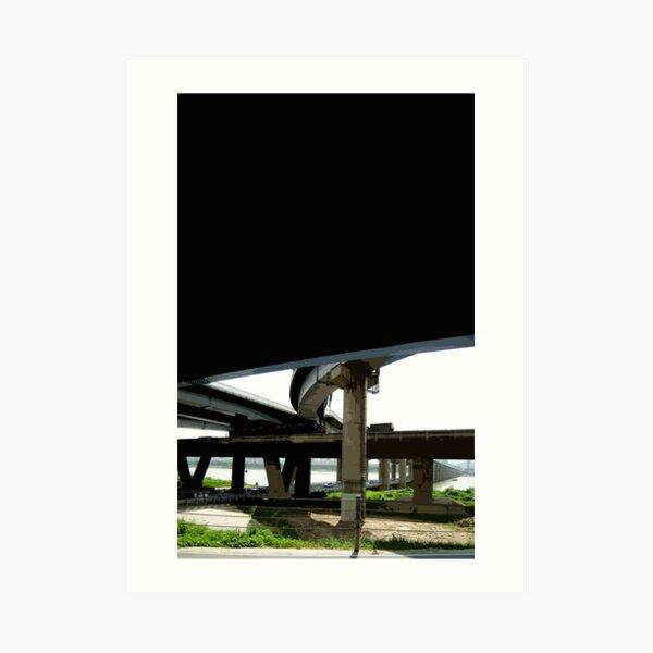 underbridge Art Print