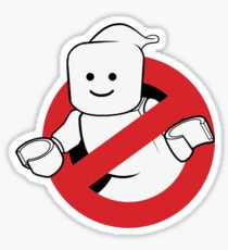 Lego Ghostbusters Sticker