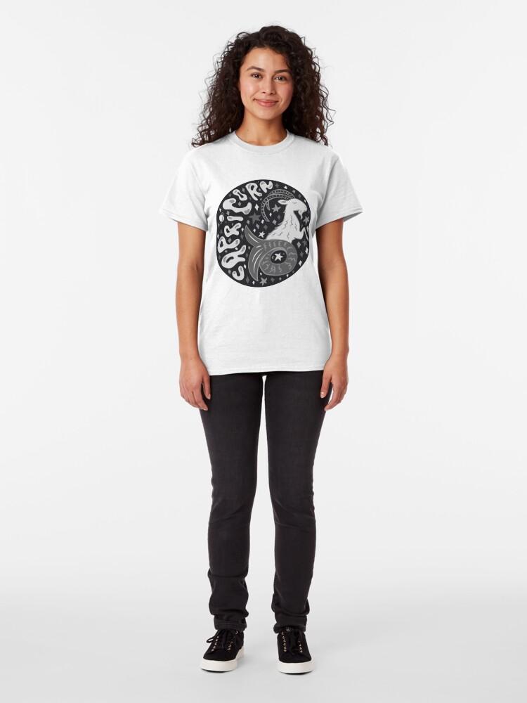 Alternate view of Capricorn Classic T-Shirt