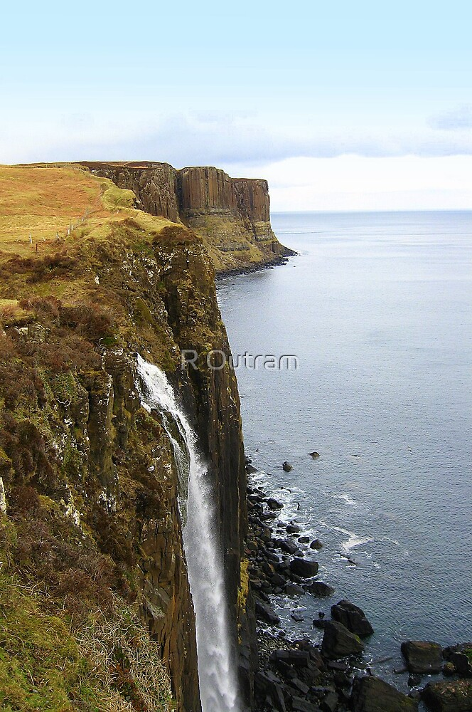 Kilt Rock by Rob Outram