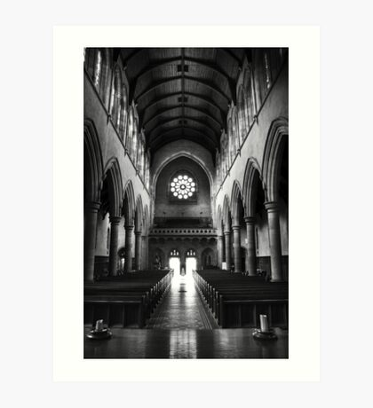 Saint Peter's Cathedral Art Print