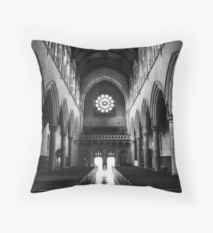 Saint Peter's Cathedral Throw Pillow