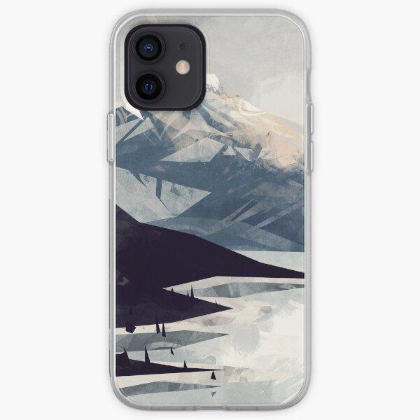 Calming Mountain iPhone Soft Case