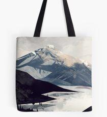 Calming Mountain Tote Bag