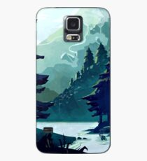 Canadian Mountain Case/Skin for Samsung Galaxy
