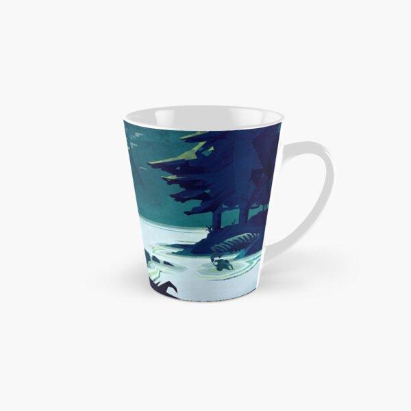 Canadian Mountain Tall Mug