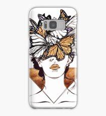 Butterfly Whisperer  Samsung Galaxy Case/Skin