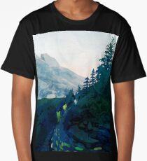 Heritage Art Series - Jade Long T-Shirt