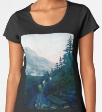 Heritage Art Series - Jade Women's Premium T-Shirt