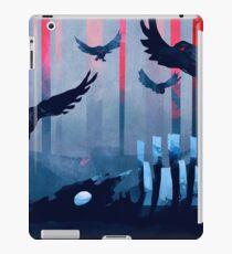 Blue Stone Landscape iPad Case/Skin
